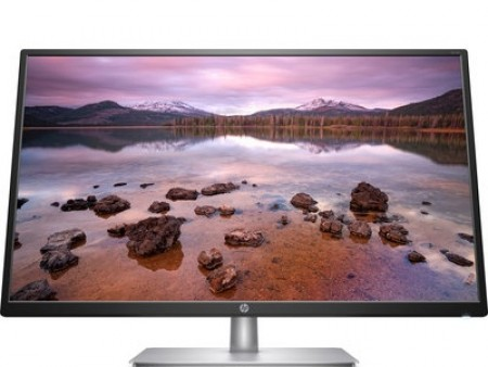 HP 32s (2UD96AA) 31.5 IPS LED Backlit Monitor Silver