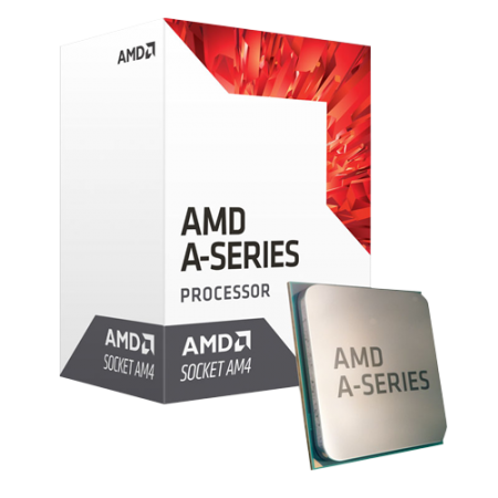 AMD AM4 A8 X4 9600 4 cores 3.1GHz Box