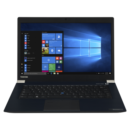 Toshiba Tecra X40-D-10G 14 FHD Intel Core i5-7200U 8GB 256GB SSD Intel HD Win 10 Pro Blue black
