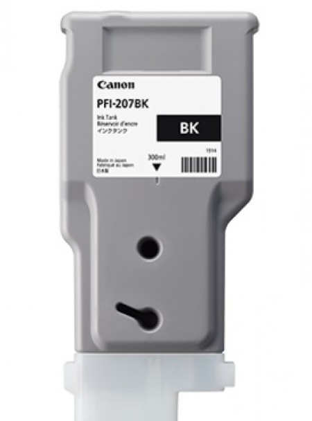 Canon PFI-207 Matt Black 300 ml
