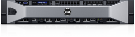 DELL PowerEdge R530 2x Xeon E5-2620 v4 8C 2x16GB H730 1x120GB SATA 750W (1+1) 3yr NBD + Sine za Rack