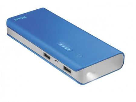 Trust Primo PowerBank 10000 prenosivi punjac plavi
