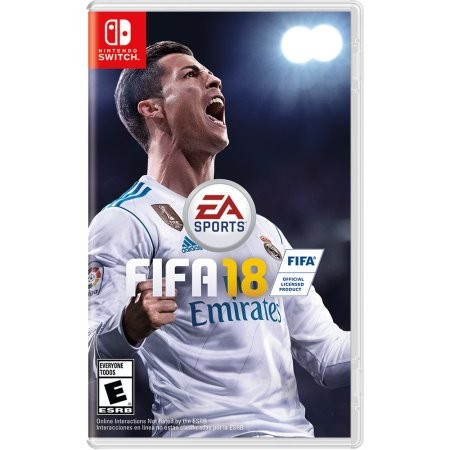 Electronic Arts Switch FIFA 18