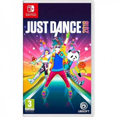 Ubisoft Entertainment Switch Just Dance 2018