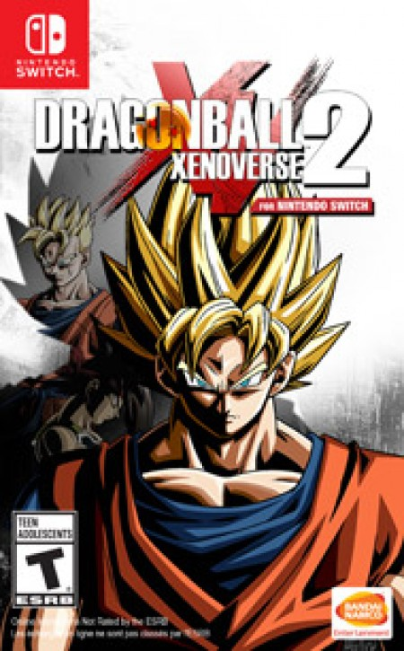 Namco Bandai Switch Dragon Ball Xenoverse 2