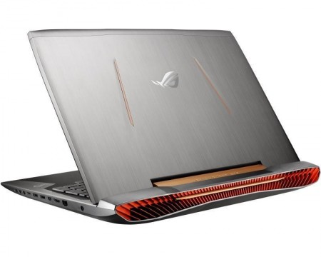 ASUS ROG G752VT-GC049T 17.3 FHD Intel Core i7-6700HQ 2.6GHz (3.5GHz) 16GB 256GB SSD GeForce GTX 970M 3GB Windows 10 Home 64 bit ODD + rana