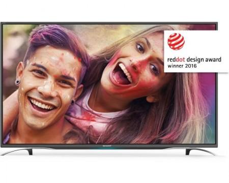 SHARP 55 LC-55CFE6352E Smart Full HD digital LED TV