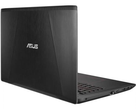 ASUS FX553VD-FY369 15.6 FHD Intel Core i7-7700HQ 2.8 GHz (3.8 GHz) 8GB 1TB GeForce GTX 1050 2GB ODD crni