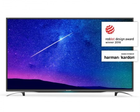SHARP 55 LC-55SFE7332E Smart 3D Full HD digital LED TV