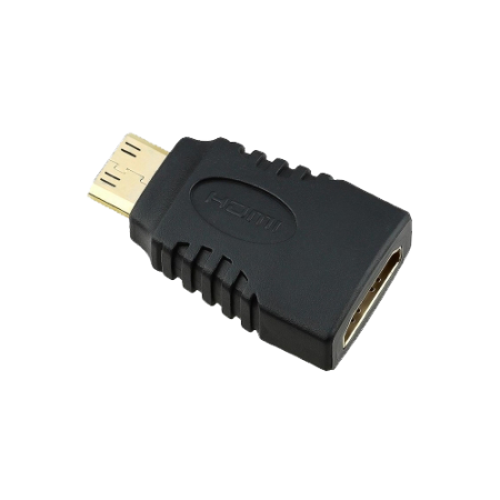 FAST ASIA Adapter HDMI (M) - HDMI Mini (F) crni