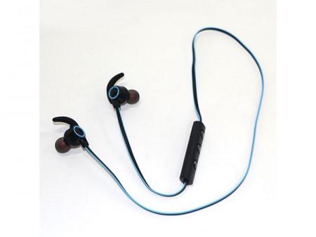 Xwave MX85 blue BT stereo slusalice sa mikrofonom v4.2, Baterija 80mAh, 5sati razgovor, 10m udaljenost, Plava