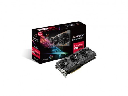 Asus AMD RX 580 8GB 256bit ROG-STRIX-RX580-8G-GAMING
