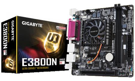 Gigabyte AMD GA-E3800N 1.1 Integrisani CPU
