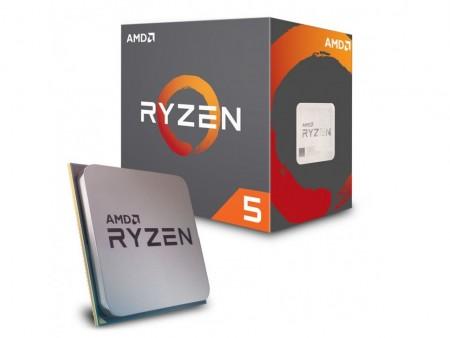 AMD Ryzen 5 2600 (3.9GHz 19MB 65W AM4)