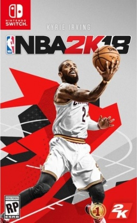 Take2 Switch NBA 2K18