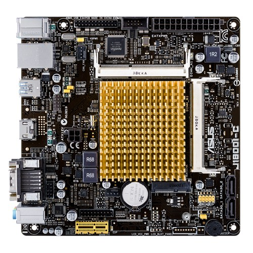 1170 Asus Intel J1800I-C