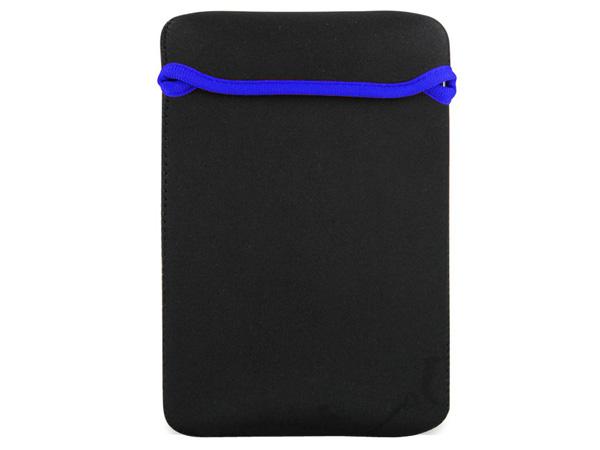 Xwave Tablet futrola, neoprene, crna sa plavom linijom, 7-7.9