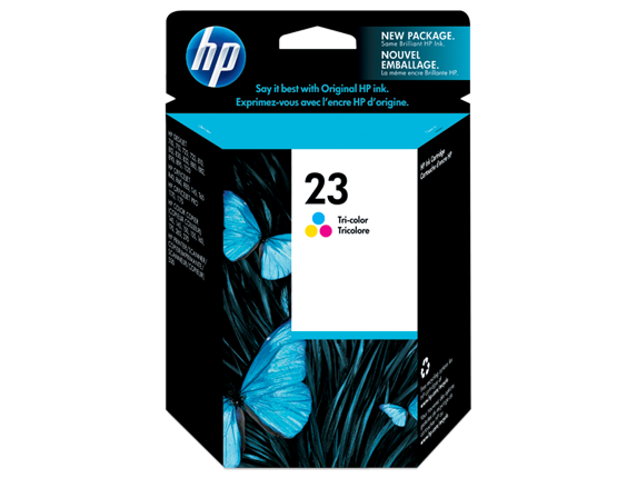 HP C/C (C1823D) - br.23 za DeskJet 1120c, 710c, 810c, OfficeJet 1170c