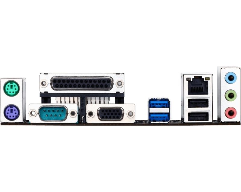 1151 GIGABYTE GA-H110M-DS2 DDR4