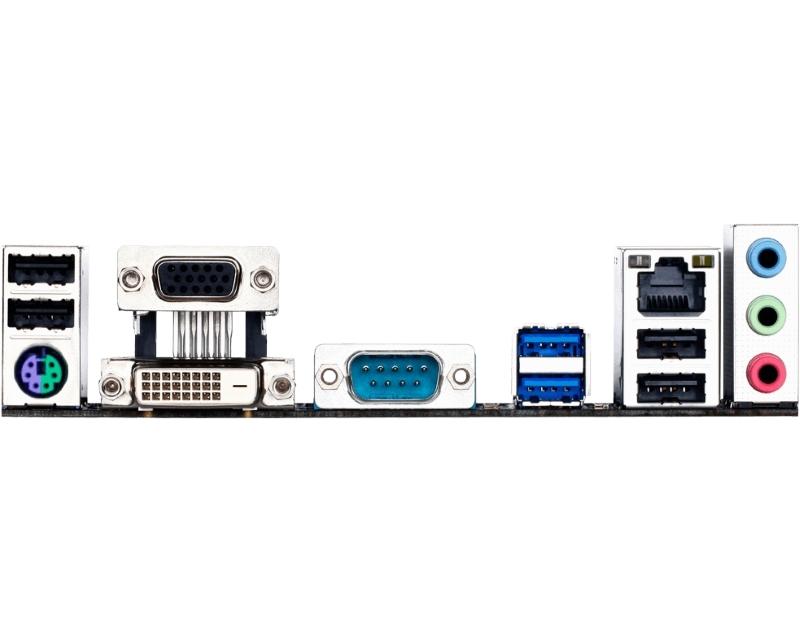 1151 GIGABYTE GA-H110M-S2PV DDR3