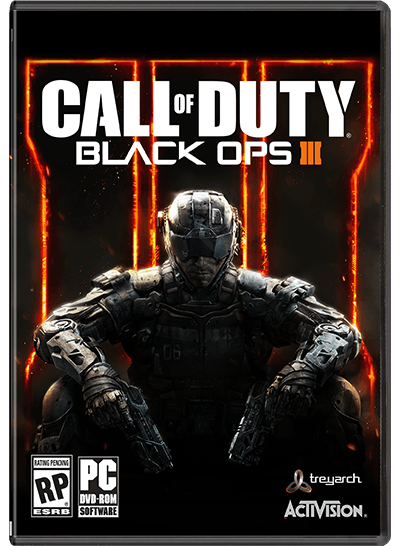 PS4 PC Call of Duty Black Ops 3