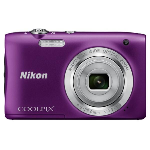 NIKON COOLPIX S2900 Ljubičasti + 8GB kartica