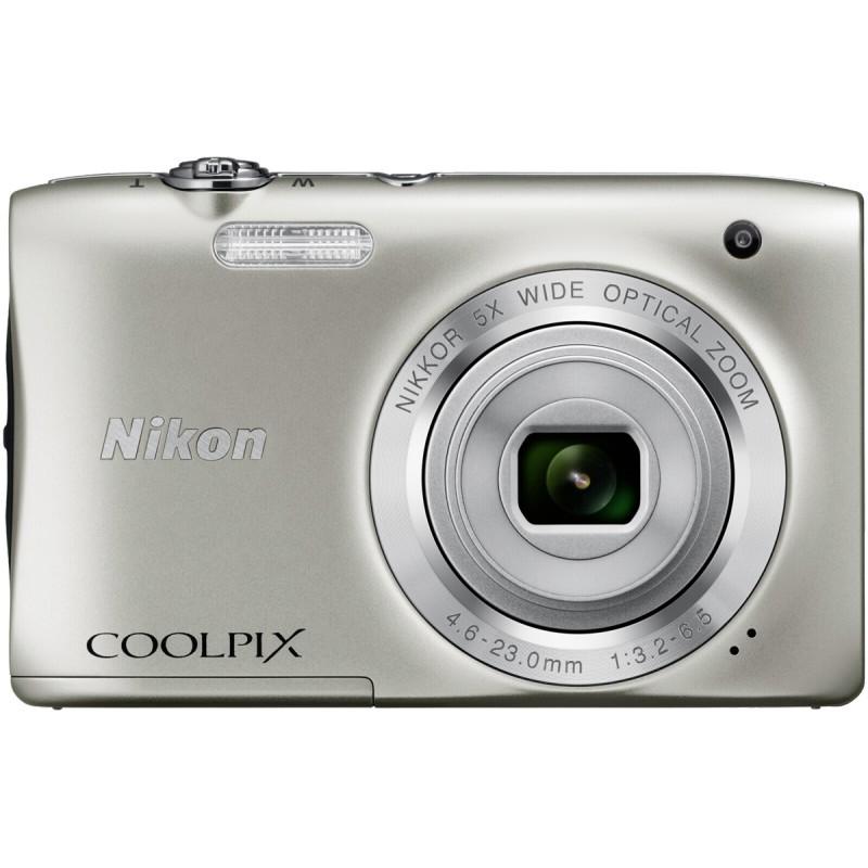 NIKON COOLPIX S2900 Srebrni + 8GB kartica