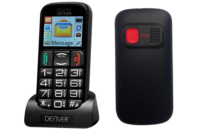 DENVER GSP-110S Mobilni telefon