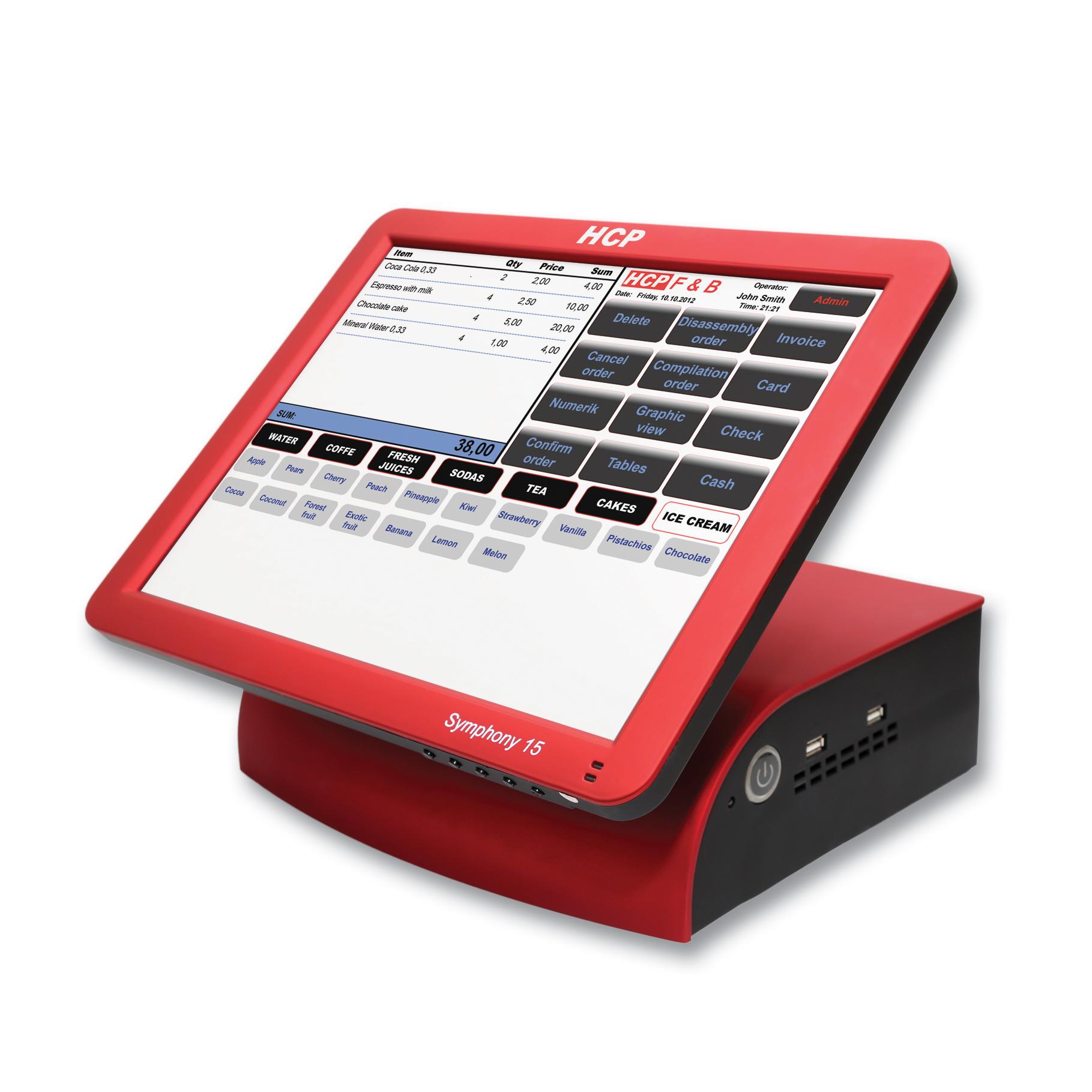 HCP Symphony 15A POS uređaj bez OS-a