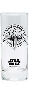 STAR WARS - Casa - 290 ml - X-Wing x 2