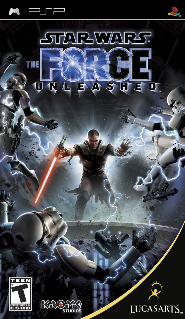 PSP Force Unleashed