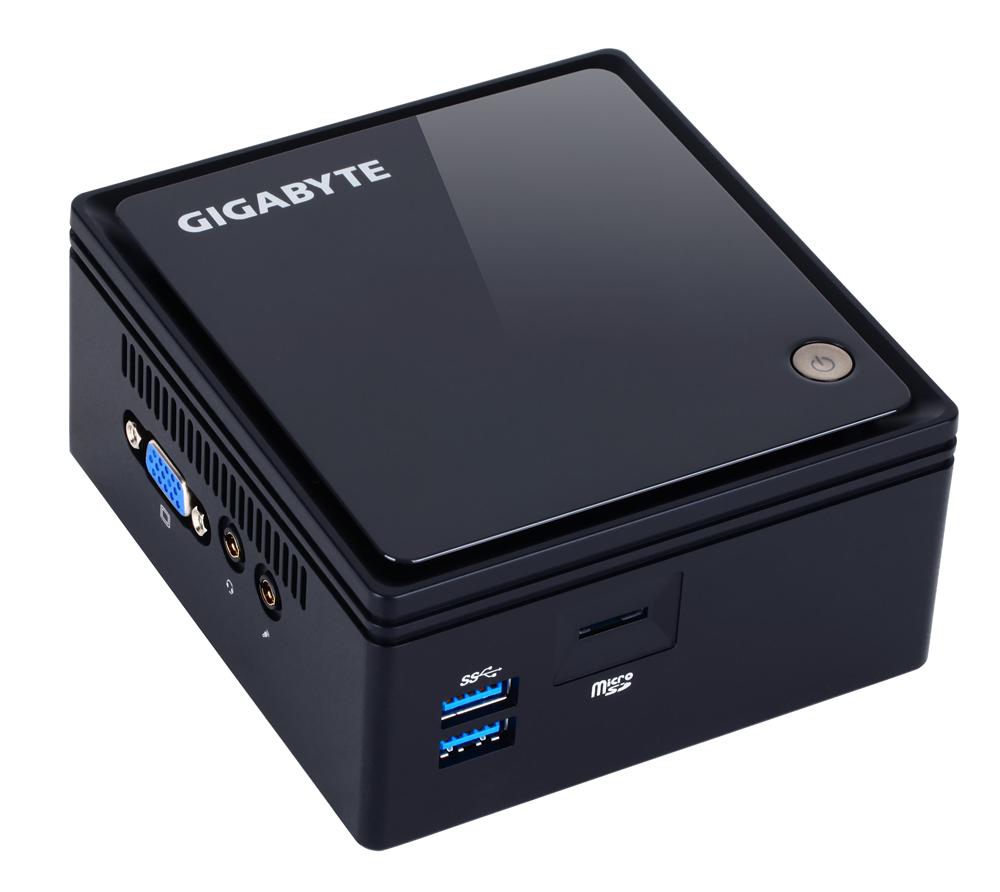 GIGABYTE GB-BACE-3000 BRIX Mini PC Intel Dual Core N3000 1.04GHz (2.08GHz)