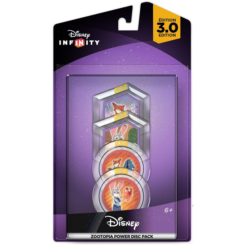Infinity 3.0 Power Discs Disney Zootrop (Disney)
