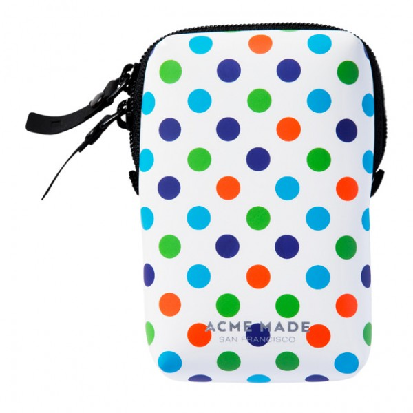 Acme Made Smart Little Pouch (Polka Dots) futrola