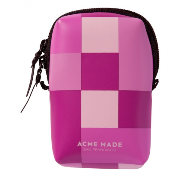 Acme Made Smart Little Pouch(Pink Gingham) futrola
