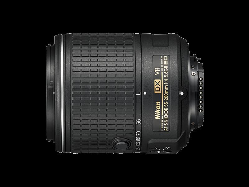 NIKON Obj 55-200mm f4-5.6G ED VR II