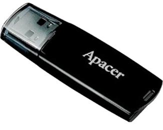 Apacer 8GB 2.0 AH321 Crni