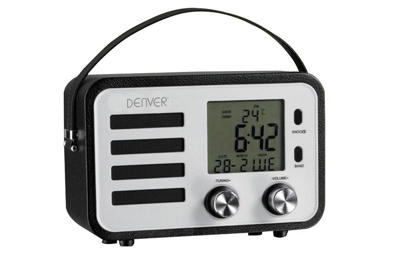 DENVER TR-53 CRNI AM/FM Radio