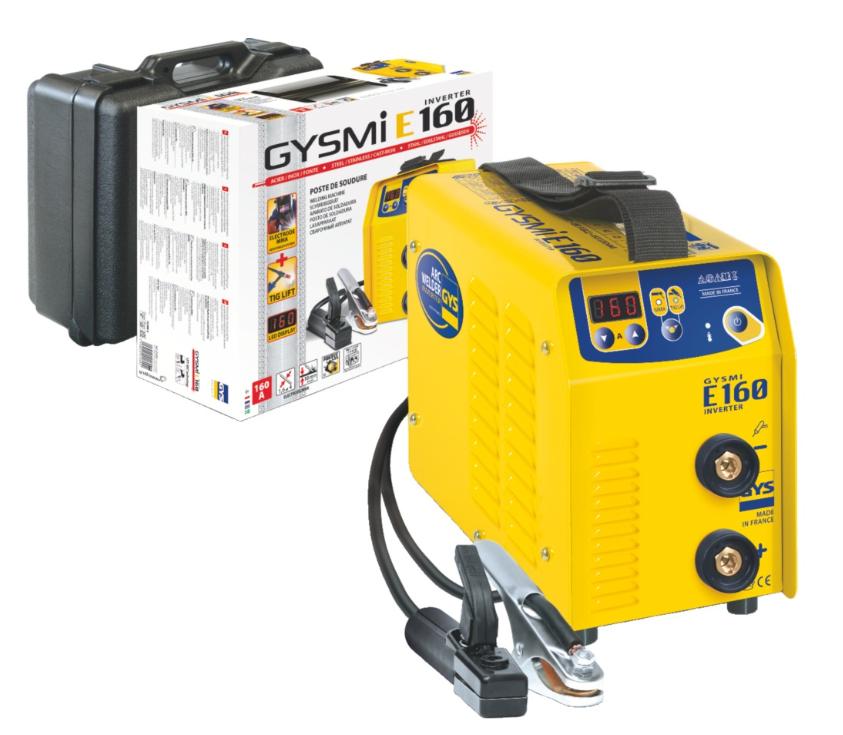 GYSMI E160 INVERTOR MIGTIG Aparat za zavarivanje