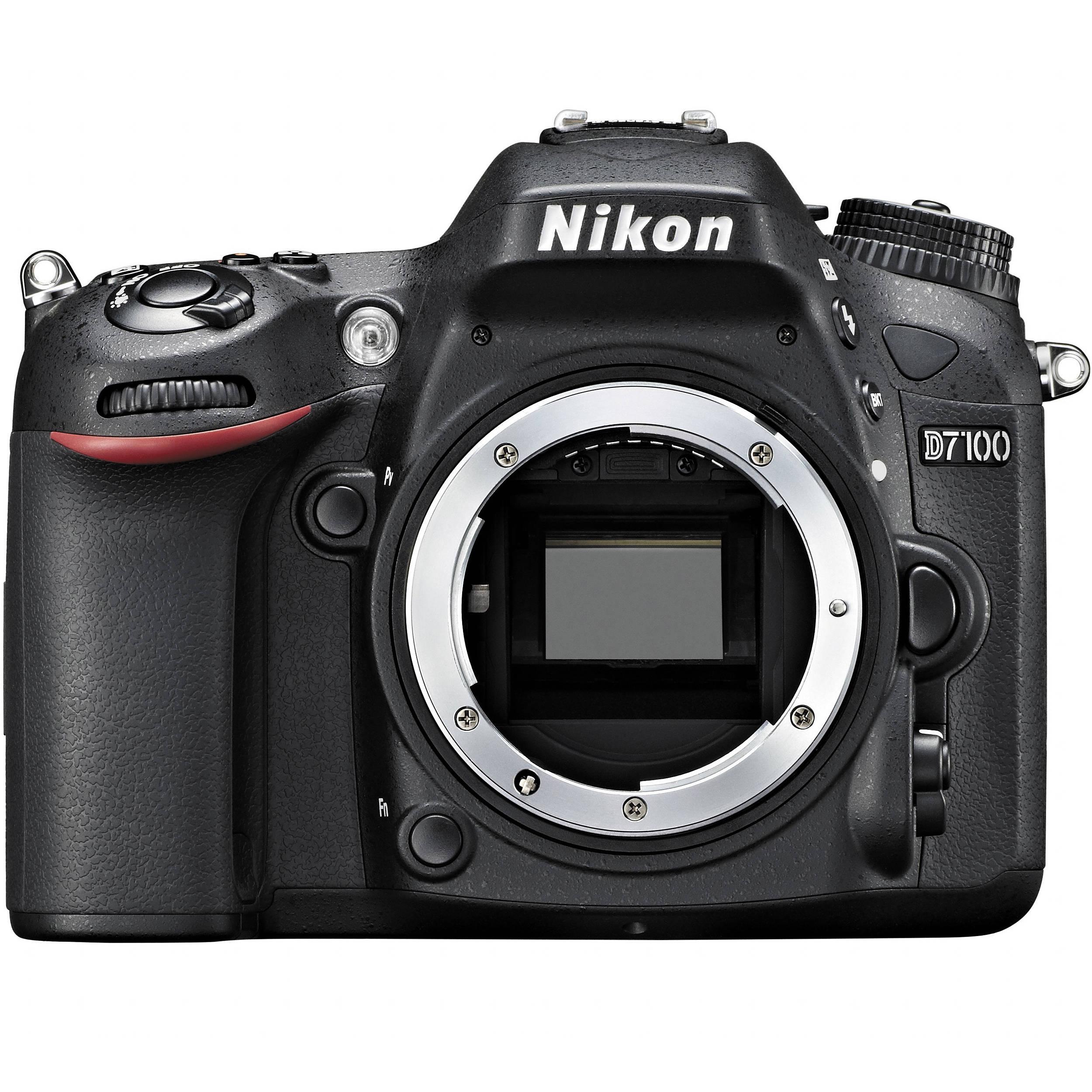 NIKON D7100 + 18-140mm VR DSLR