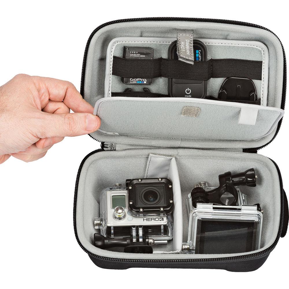 LOWEPRO LowePro Dashpoint AVC 1 crna torba Torba za akcione kamere