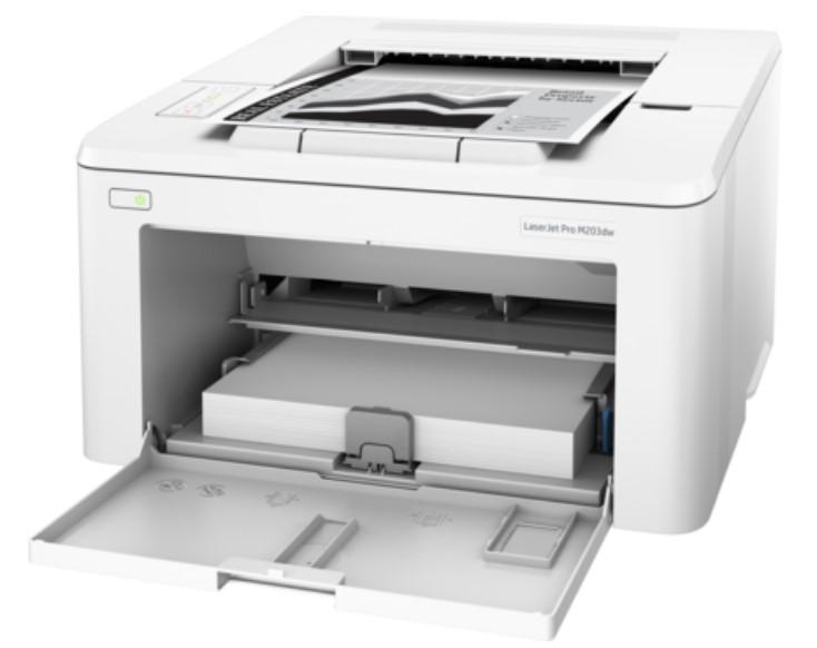 HP LaserJet Pro M203dw Printer A4 LAN WiFi duplex