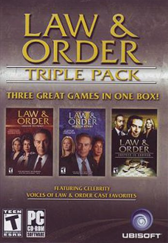 PC Law & Order Triple Pack, MB