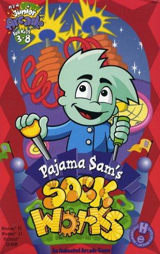 PC Pajama Sam Sock Works, MB