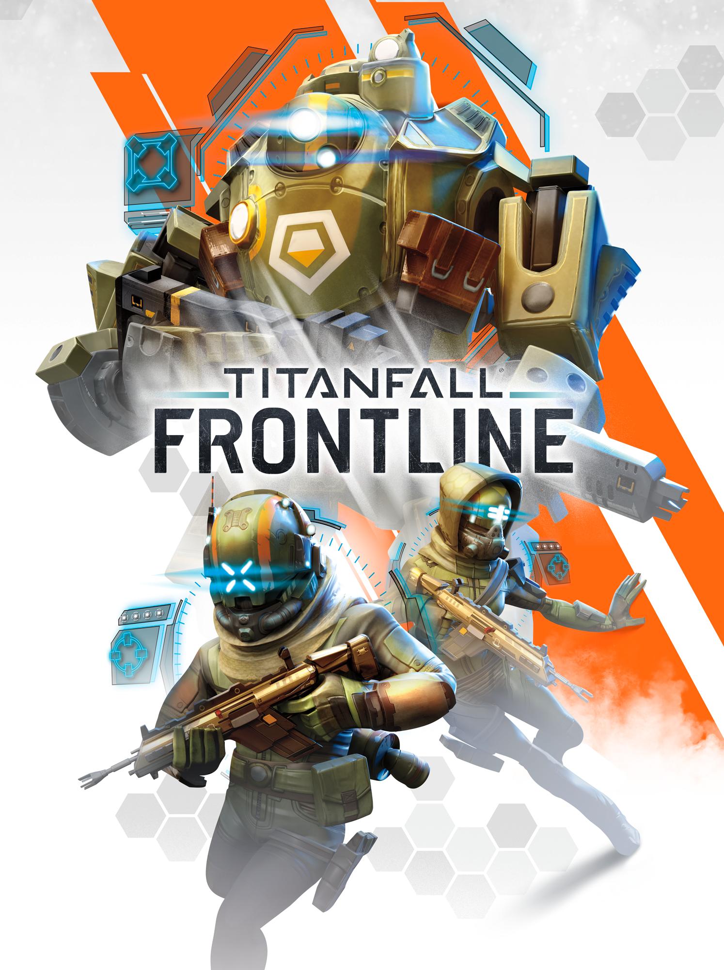 PS4 Titanfall 2 Frontline