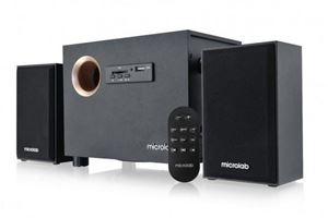 Microlab M-105R - 10W SD USB FM daljinski