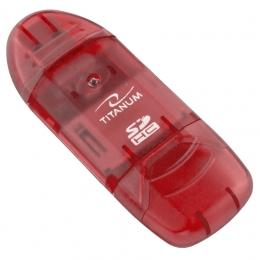 Esperanza TA101R univerzalni čitač kartica USB 2.0