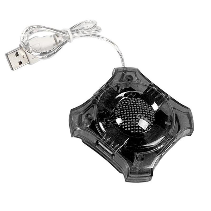 Esperanza EA150K Hub 4 Port USB 2.0 -STAR